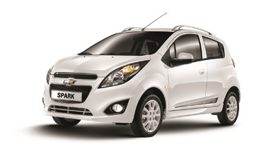 Official Chevrolet Spark 2009 Safety Rating Results