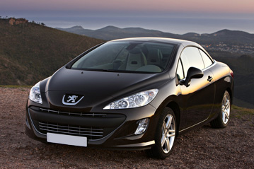 official peugeot 308cc 2009 safety rating results. Black Bedroom Furniture Sets. Home Design Ideas