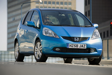 Official Honda Jazz 2009 Safety Rating Results