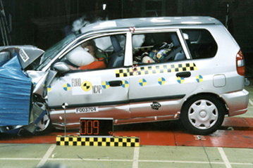 official mitsubishi space star 2001 safety rating rh euroncap com Mitsubishi Space Star Review 2000 Mitsubishi Space Star