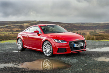 Official Audi TT Safety Rating - Audi official