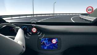 Hastighetsstödsystem