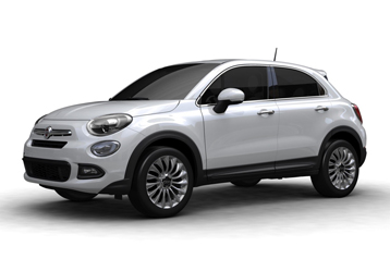 Official FIAT 500X 2015 safety rating
