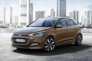 Resmi Hyundai I20 2015 Guvenli Derecelendirme Sonuclari