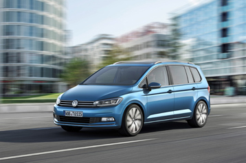 official vw touran 2015 safety rating