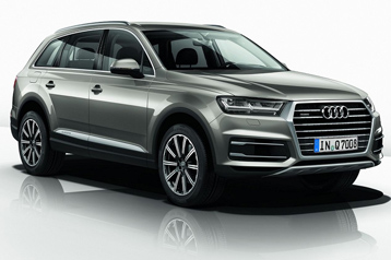 official audi q7 2015 safety rating