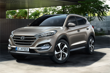 4af4c00c9b12f Official Hyundai Tucson 2015 safety rating