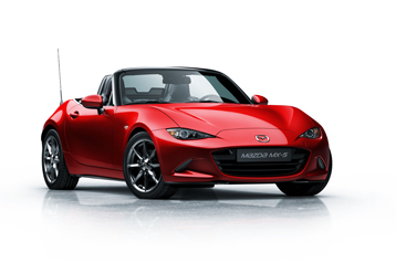 Official Mazda MX-5 2015 safety rating