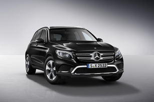 Official mercedes benz glc 2015 safety rating for Mercedes benz home page