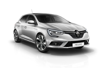 Official Renault Megane Safety Rating