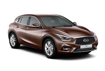 Official Infiniti Q30 2015 safety rating