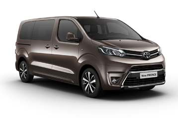 a238f2cfb3 Official Toyota Proace 2015 safety rating