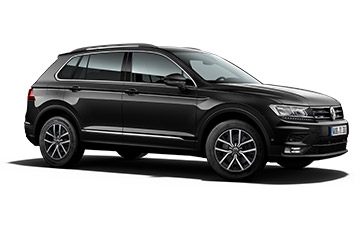 2016 Volkswagen Suv >> Official Volkswagen Tiguan 2016 Safety Rating