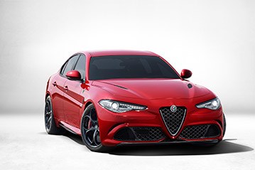 Official Alfa Romeo Giulia 2016 Safety Rating