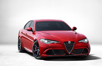 Official Alfa Romeo Giulia 2016 safety rating