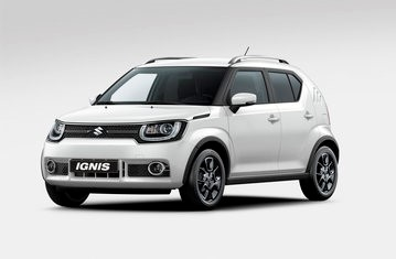 Official Suzuki Ignis 2016 Safety Rating