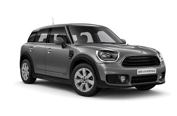 Official Mini Countryman 2017 Safety Rating