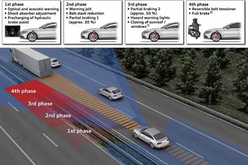 Euro NCAP   Euro NCAP Advanced Rewards - Autonomous