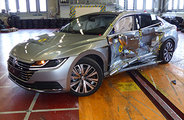 Official Vw Arteon Safety Rating