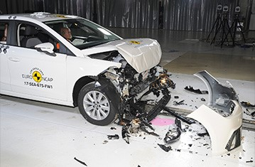 Official SEAT Ibiza safety rating