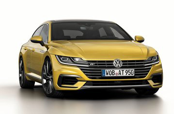 Porsche >> Official VW Arteon safety rating