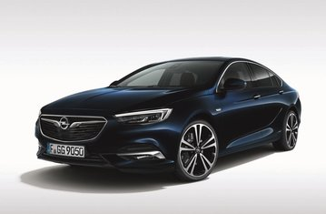 Official Opel Vauxhall Insignia Safety Rating