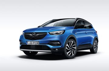 official opel vauxhall grandland x safety rating. Black Bedroom Furniture Sets. Home Design Ideas