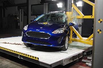 Resultados Oficiales De La Valoracion De Seguridad Del Ford Fiesta