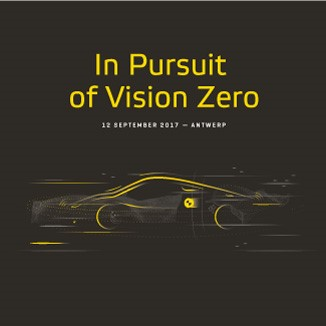 In pursuit of Vision Zeo - Euro NCAP Official event