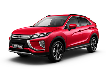 Official Mitsubishi Eclipse Cross Safety Rating