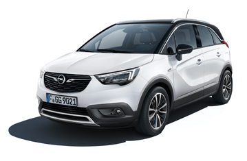 official opel vauxhall crossland x safety rating. Black Bedroom Furniture Sets. Home Design Ideas
