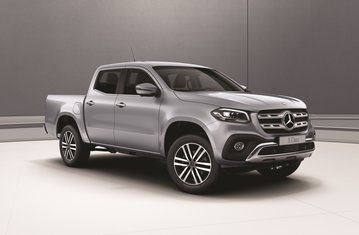 Official Mercedes Benz X Class Safety Rating