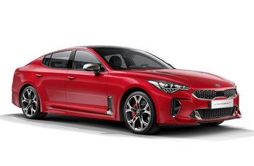 7 Seat Car In India >> Official Kia Stinger safety rating