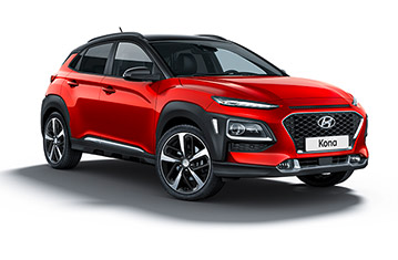 8 Passenger Suv >> Official Hyundai KONA safety rating