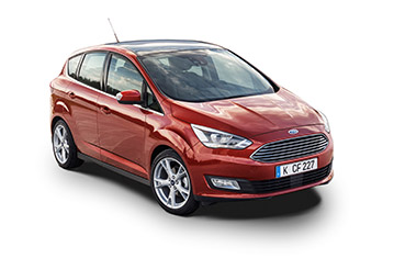 official ford  max safety rating