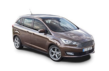 Ford Grand C Max >> Official Ford Grand C Max Safety Rating