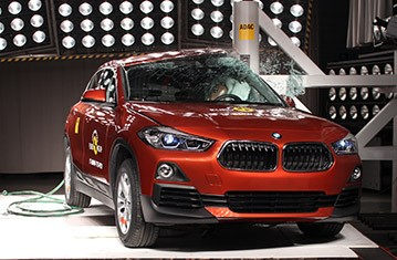Official BMW X1 / X2 safety rating