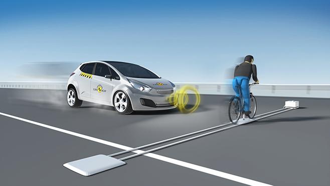 Lexus Hybrid Suv >> Euro NCAP | AEB cyklist