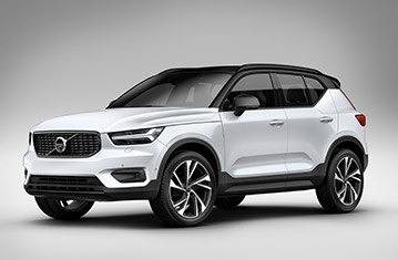 official volvo xc40 safety rating