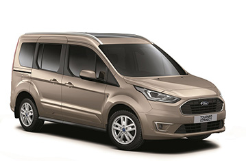 Ford Transit Connect >> Resmi Ford Tourneo Connect Guvenli Derecelendirme Sonuclari