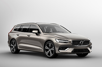 Official Volvo V60 Safety Rating