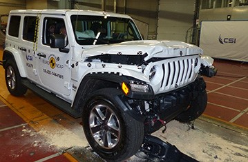 Are Jeeps Safe >> Official Jeep Wrangler Safety Rating