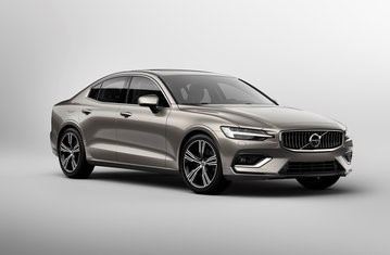 Official Volvo S60 safety rating