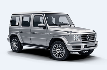 Official Mercedes Benz G Class 2019 Safety Rating