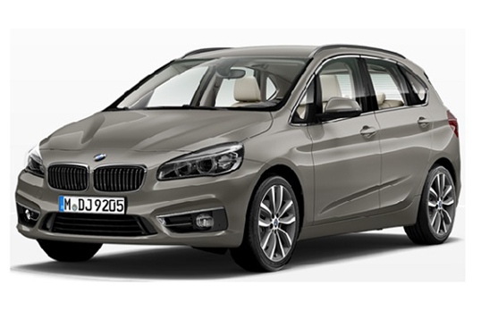 official bmw 2 series active tourer 2014 safety rating results. Black Bedroom Furniture Sets. Home Design Ideas