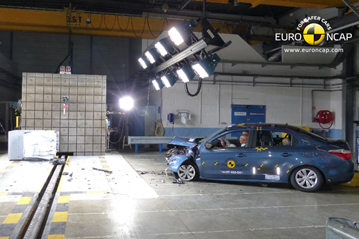 official peugeot 301 2014 safety rating results