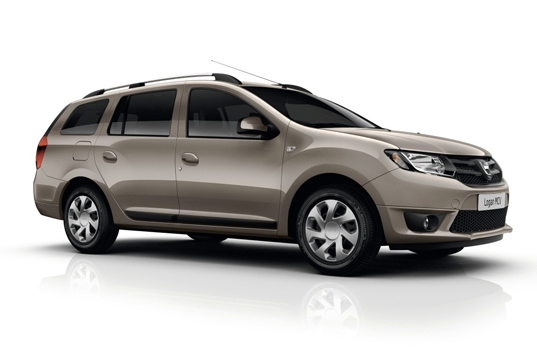 official dacia logan mcv 2014 safety rating results. Black Bedroom Furniture Sets. Home Design Ideas