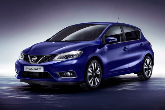 official nissan pulsar 2014 safety rating results