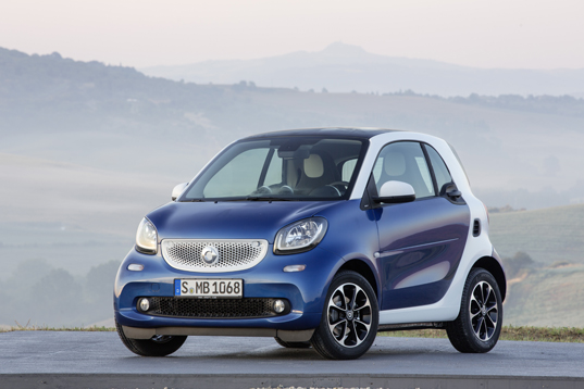 Smart Car Safety >> Official Smart Fortwo 2014 Safety Rating Results
