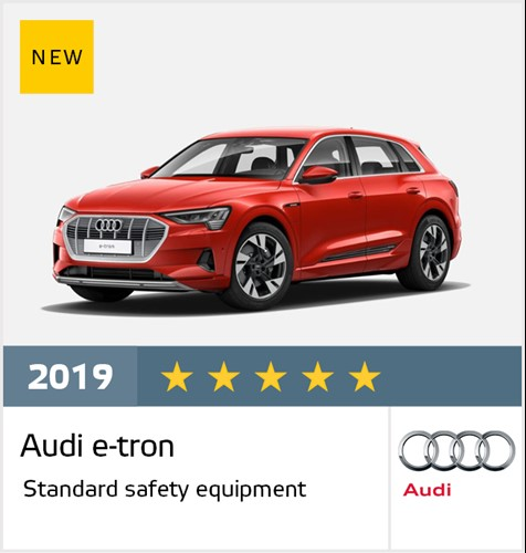 2019 Audi E Tron: Seven Earn The Highest Rating In Latest Safety